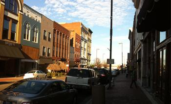 Downtown Paducah
