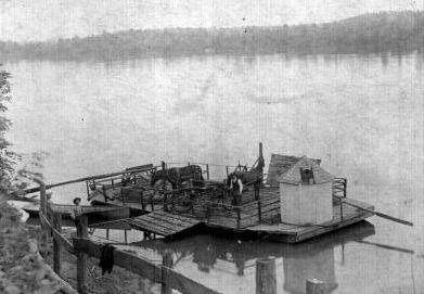 Egner's Ferry