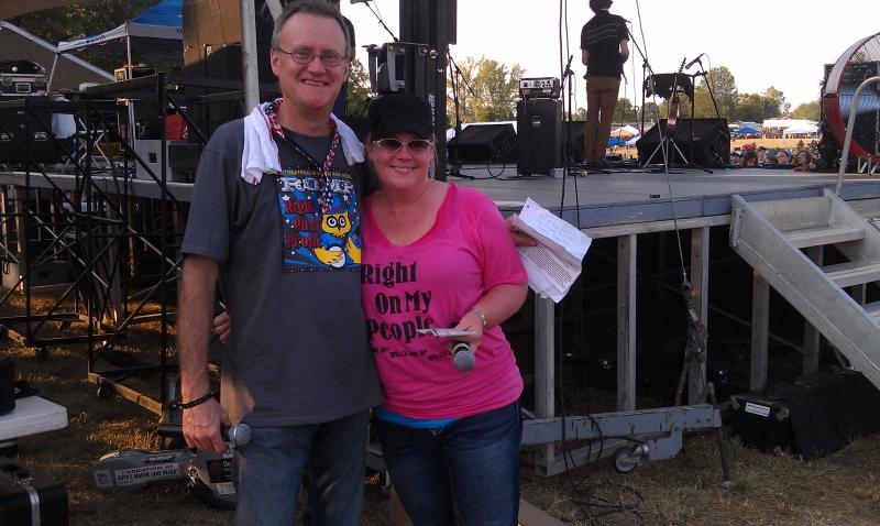 Blake and Kimberly Williams