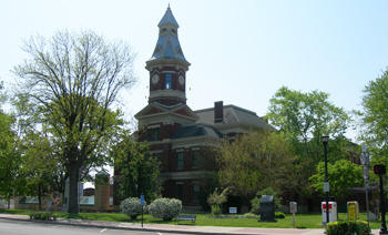 Mayfield Courthouse