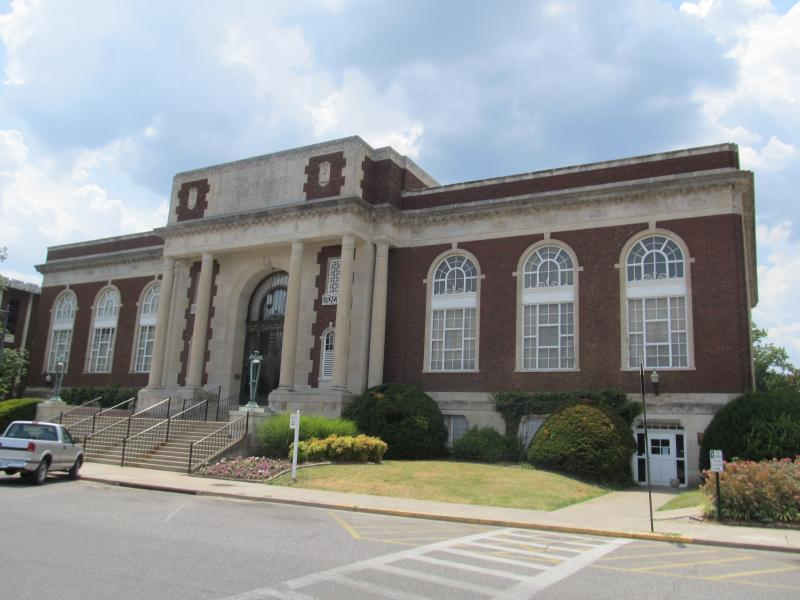Pogue Library is home to the Oral History Collection at Murray State.