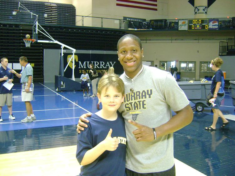 Patrick with Isaiah Canaan