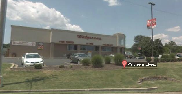Walgreens at 521 Lone Oak Road in Paducah.