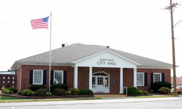 Eddyville City Hall