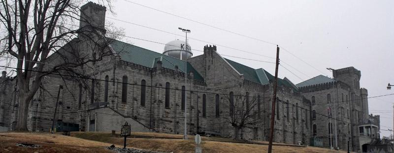 Kentucky State Penitentiary in Eddyville