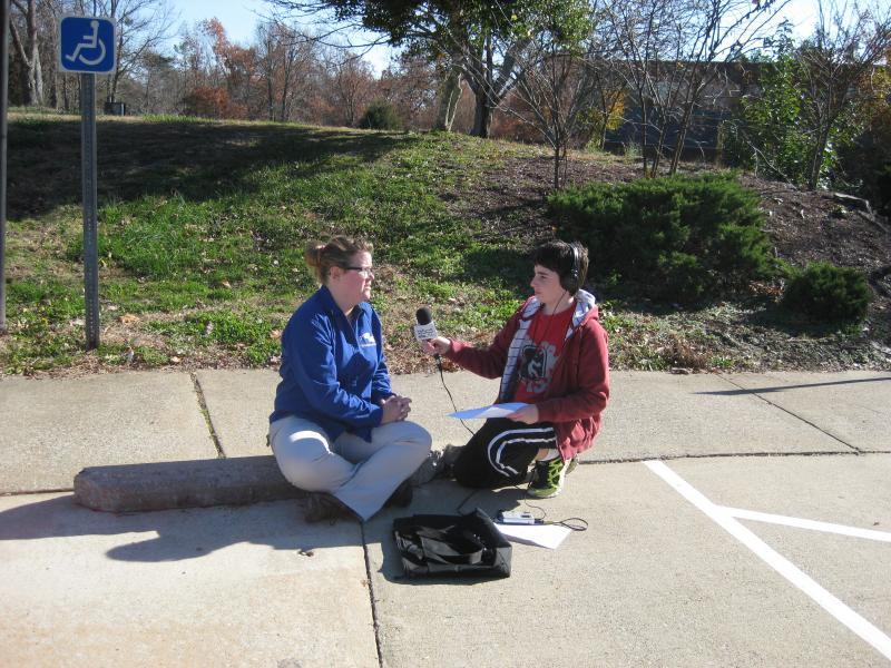 Aaron interviews Andrea Woody