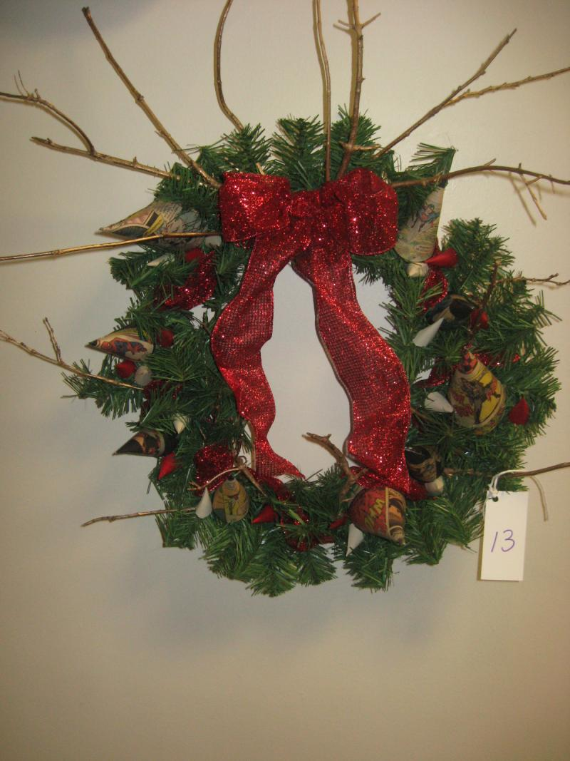 Super Christmas by Lindsey Lawrence, Murray - 3rd Prize Winner