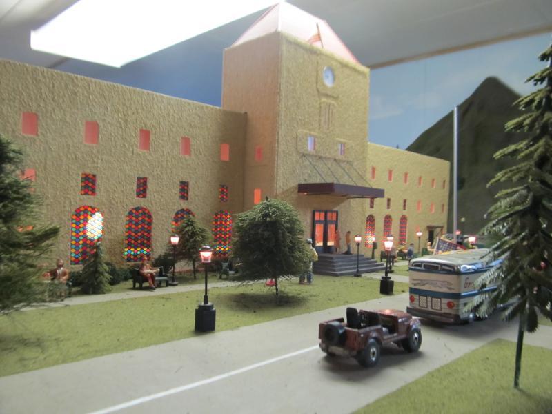 Passenger Depot