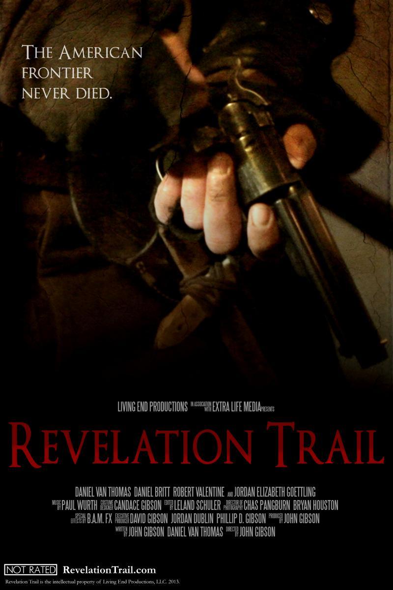 Revelation Trail Poster
