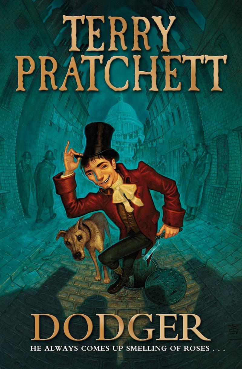 Good read dodger by terry pratchett wkms good read dodger by terry pratchett altavistaventures Images