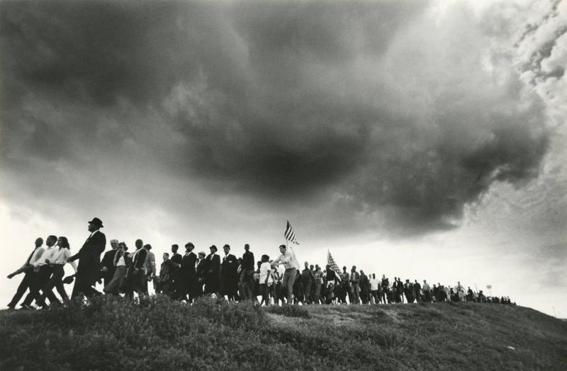Selma-to-Montgomery March for Voting Rights in 1965, James Karales