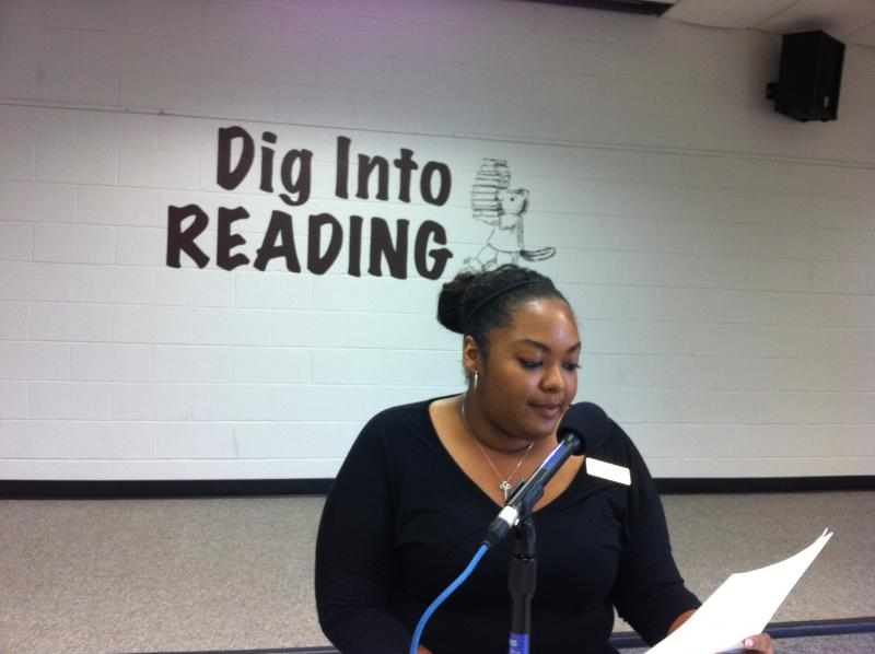 Sierra Foster, Calloway County Public Library