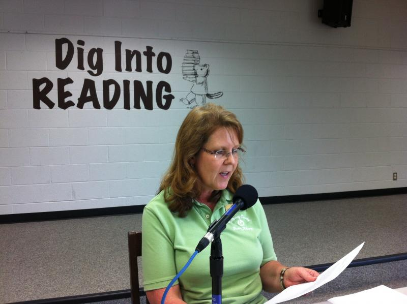 Diane Daubert, Calloway County Public Library