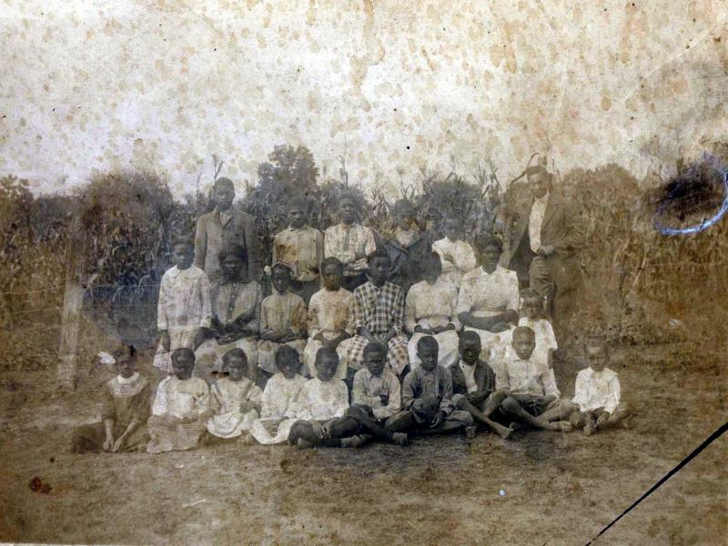 Hickory African American School