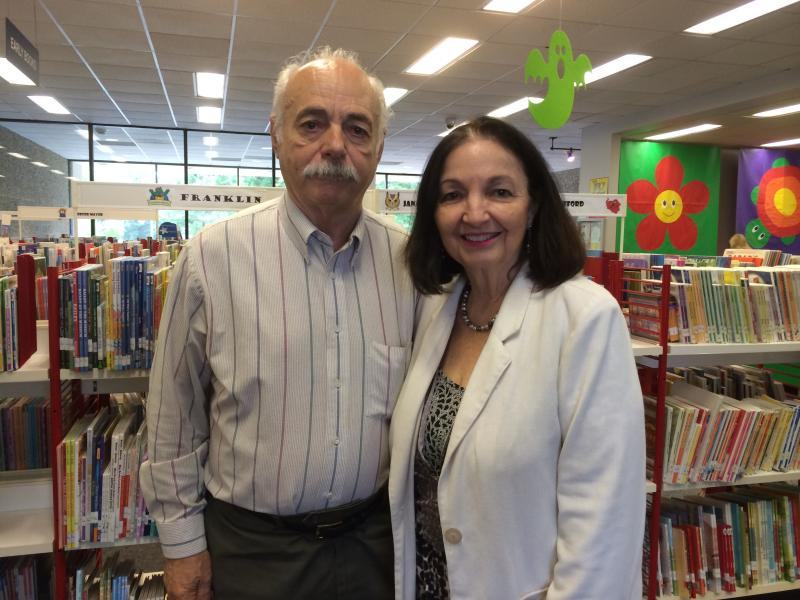 Jesus and Shirley Menendez