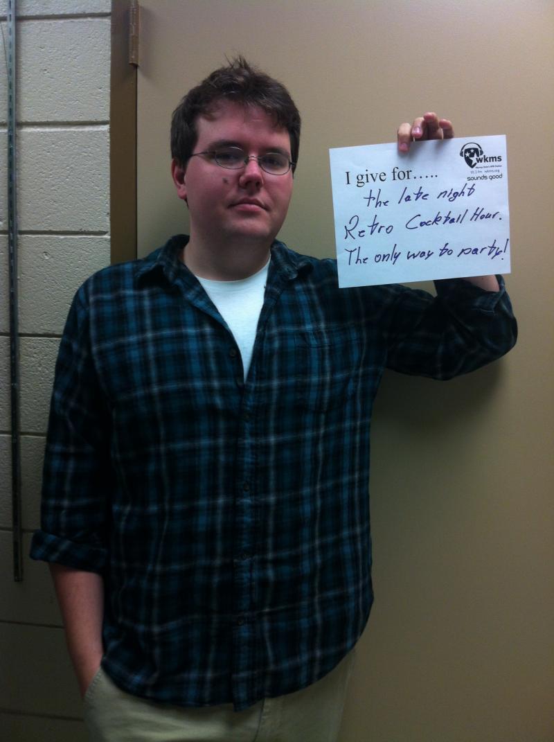 WKMS News Reporter John Walker