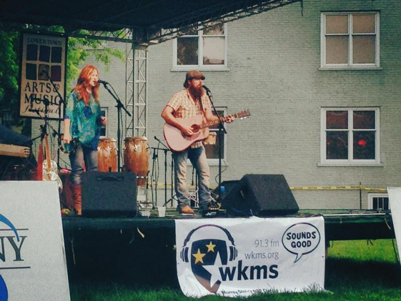 Performance at 2013 LowerTown Arts & Music Festival