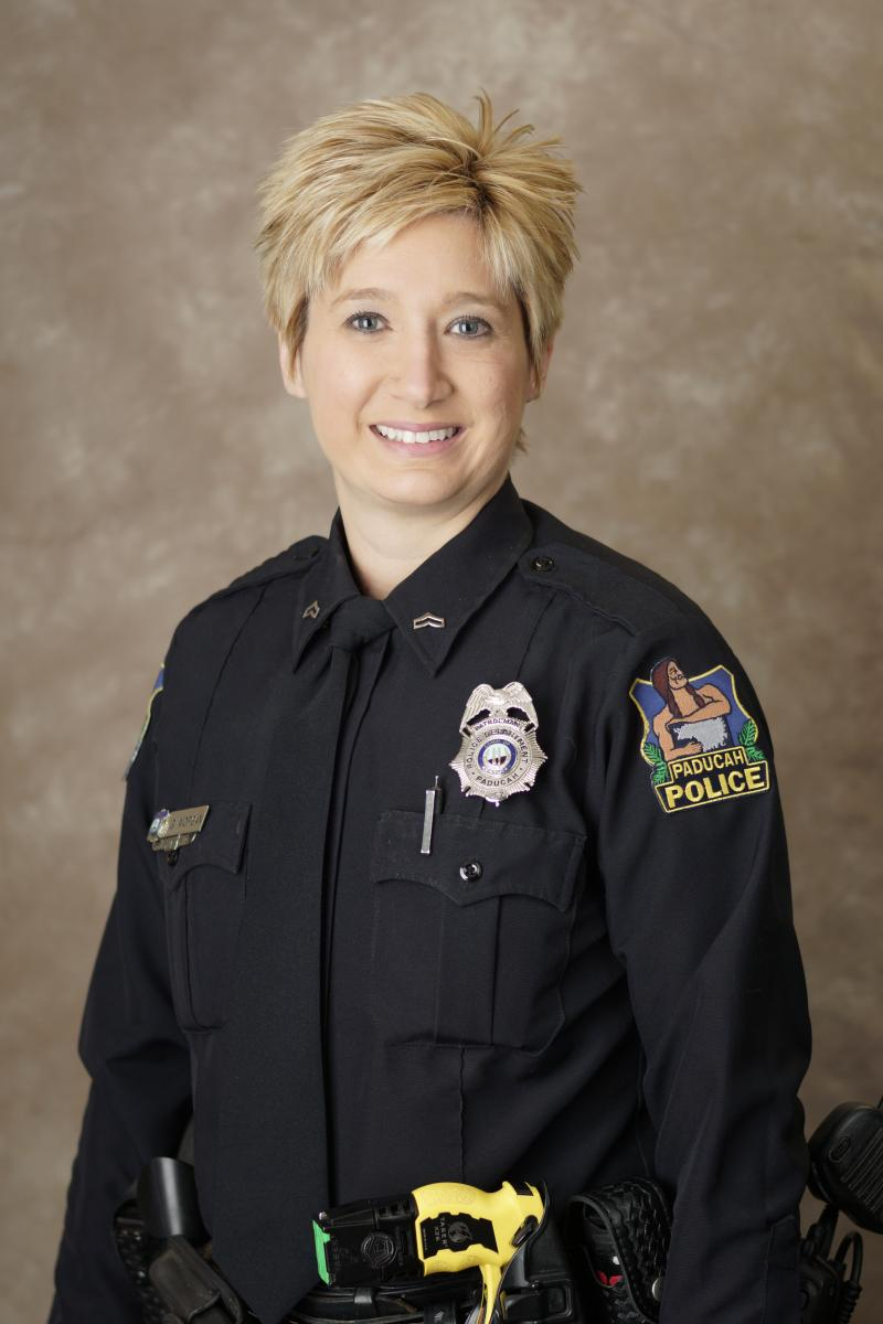 Officer Gretchen Morgan