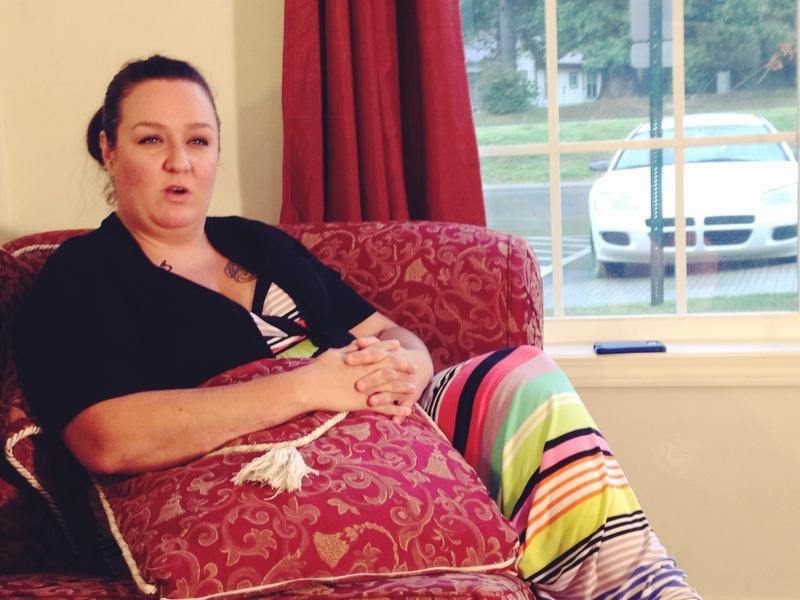 Khara Gaskamp speaks with Allison Crawford