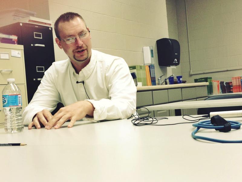 Joseph Lee Taylor speaks with Whitney Jones