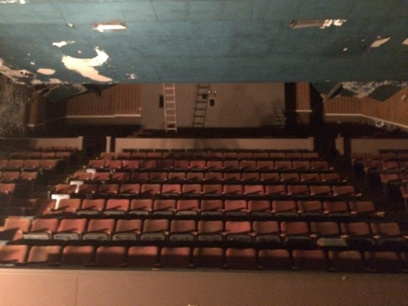 Second floor theatre