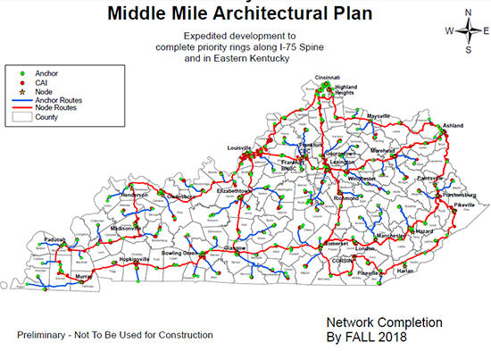 Internet Service Providers Voice Concerns Over Kentucky Wired | WKMS