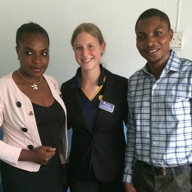 murray state university meets with negxy concept limited group in lagos nigeria - International Student Recruiter