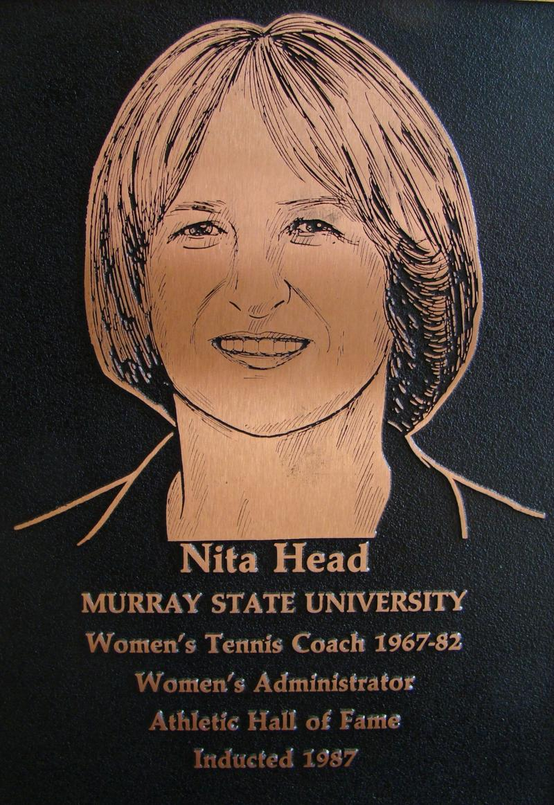 Nita was the second woman to be inducted into the MSU Athletic Hall of Fame