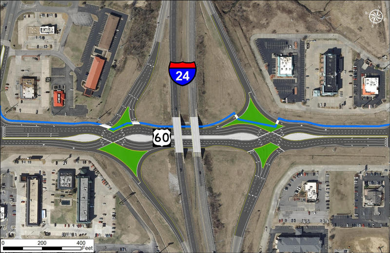 KYTC Seeks Feedback on I-24 Interchange Near Paducah Mall | WKMS