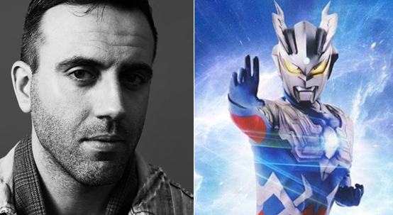 Murray State Alum Cast as Voice of <b>Ultraman Zero</b> - daniel_van_thomas_is_ultraman