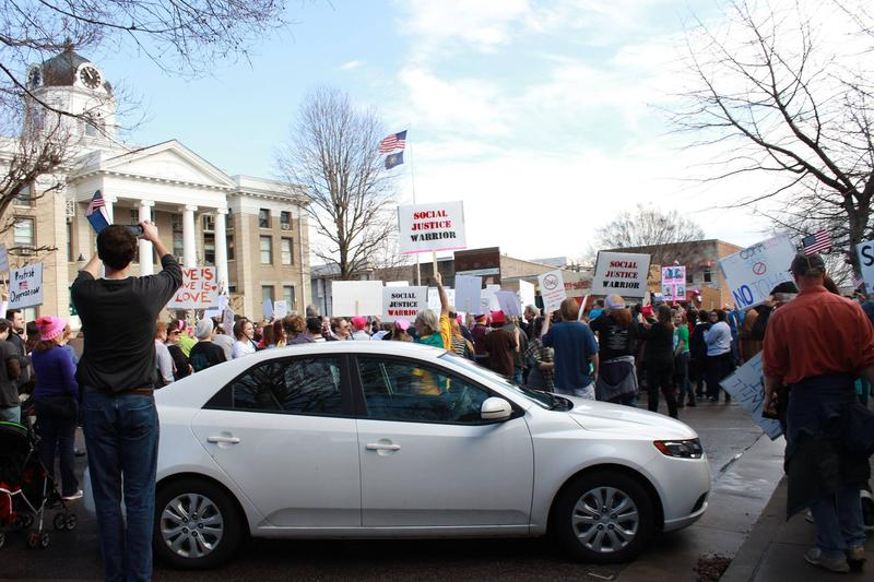 'March for Equality and Social Justice' in Murray,KY