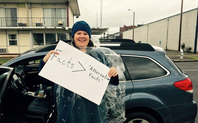 Lea Wentworth, Paducah Progressive Action member