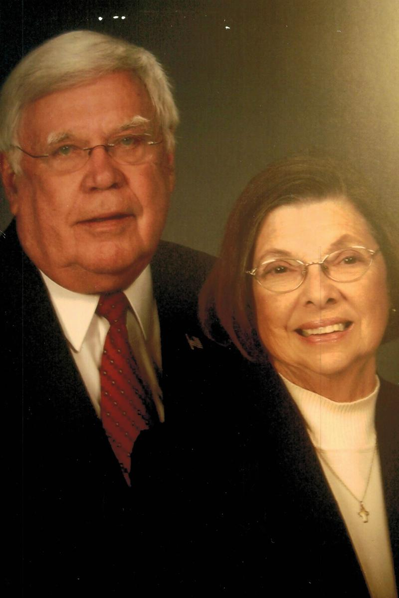 Bill and Louise Hatley gave the gift to establish an endowment for student scholarships in engineering technology and technical education programs.