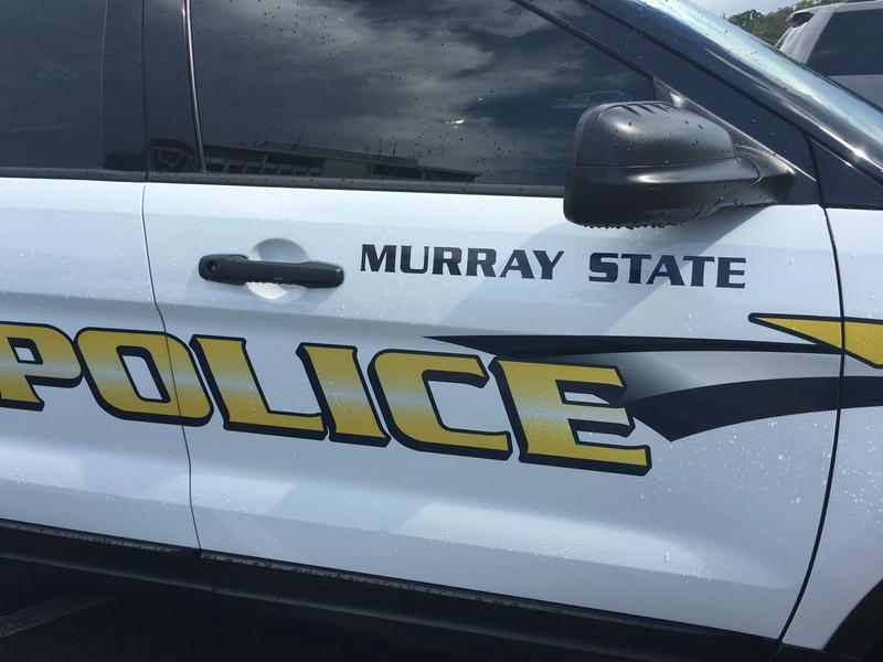 Murray State University Police Officer Mark Johnson was arrested and charged with 1st Degree Sexual Abuse.