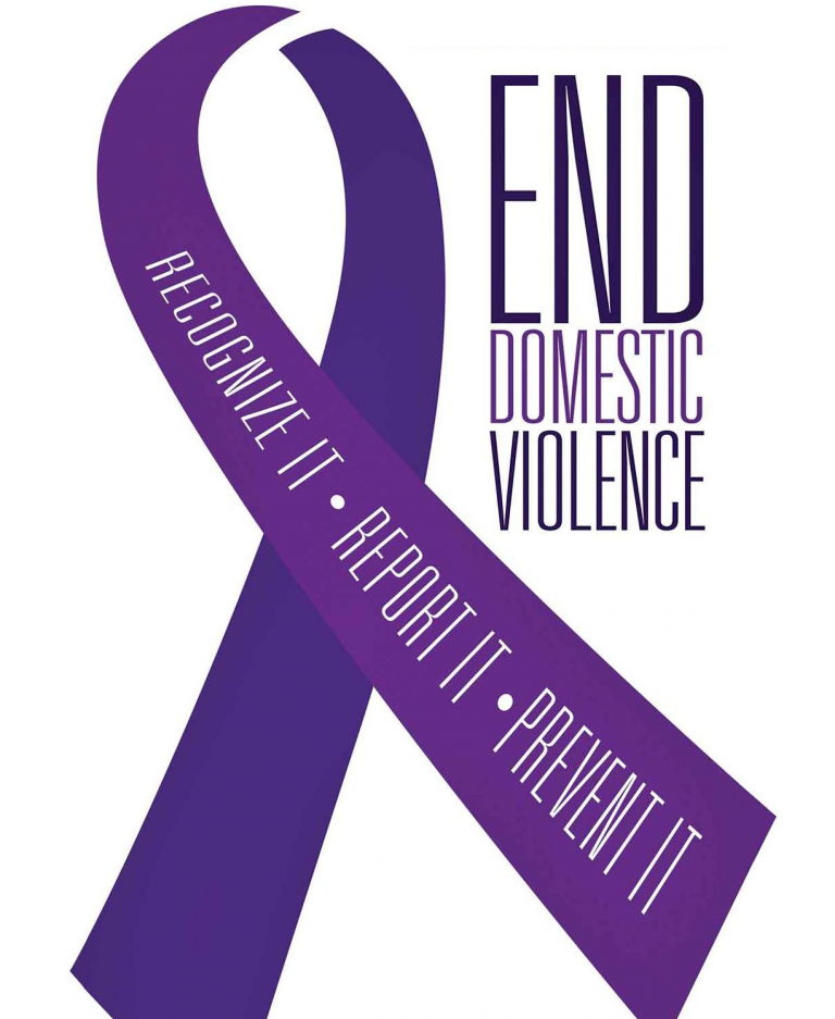 October is Domestic Abuse and Violence Awareness month.