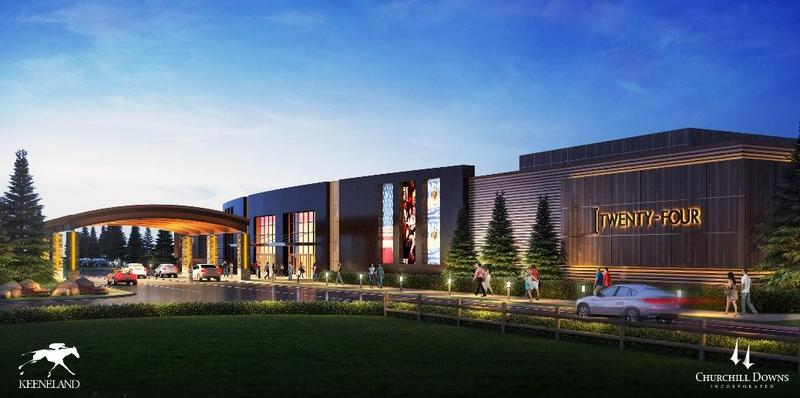 Initial rendering of the proposed Oak Grove facility