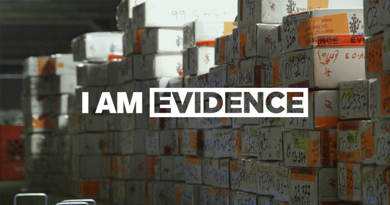 """""""I Am Evidence"""" will be presented at Murray State's Cinema International on Thursday, Friday, and Saturday night at 7:30."""
