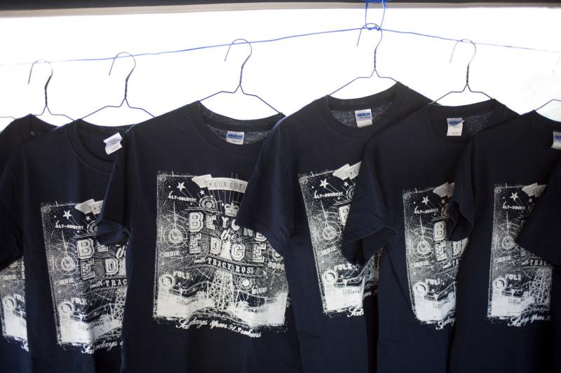 Beyond the Edge Shirts designed by Rick Nance