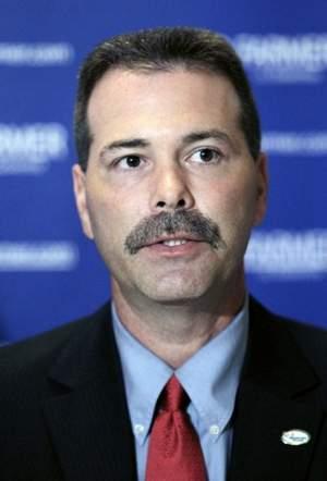 Former KY Ag Commissioner Richie Farmer