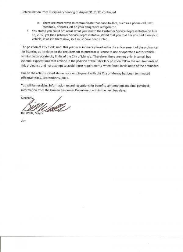 City Letter 2