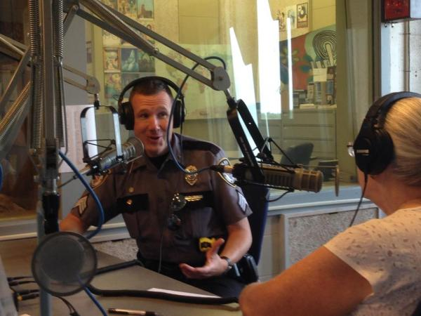 Sgt. Dave Howe from the Murray Police Department speaks with Kate on Sounds Good