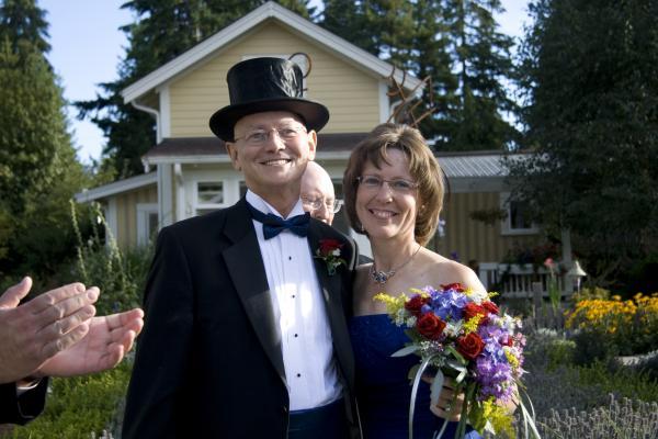 Paul and Darlene