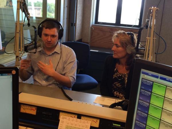 Jonathan Baskin and Gina Winchester on Sounds Good