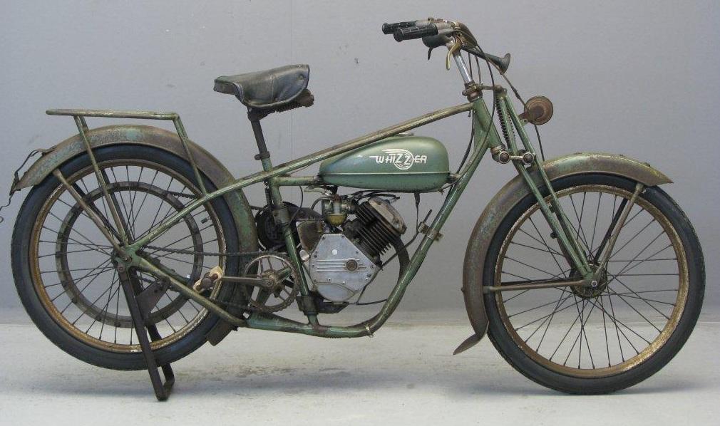 Antique Motorbike Weekend At Dawson Springs Wkms
