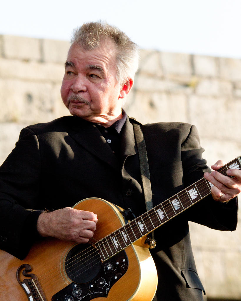 John Prine to Play at Next ROMP Bluegrass Festival