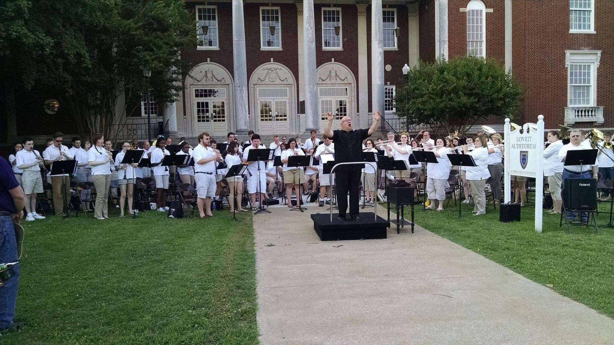 Audio] A Preview of Tonight\'s Town & Gown Community Concert at ...
