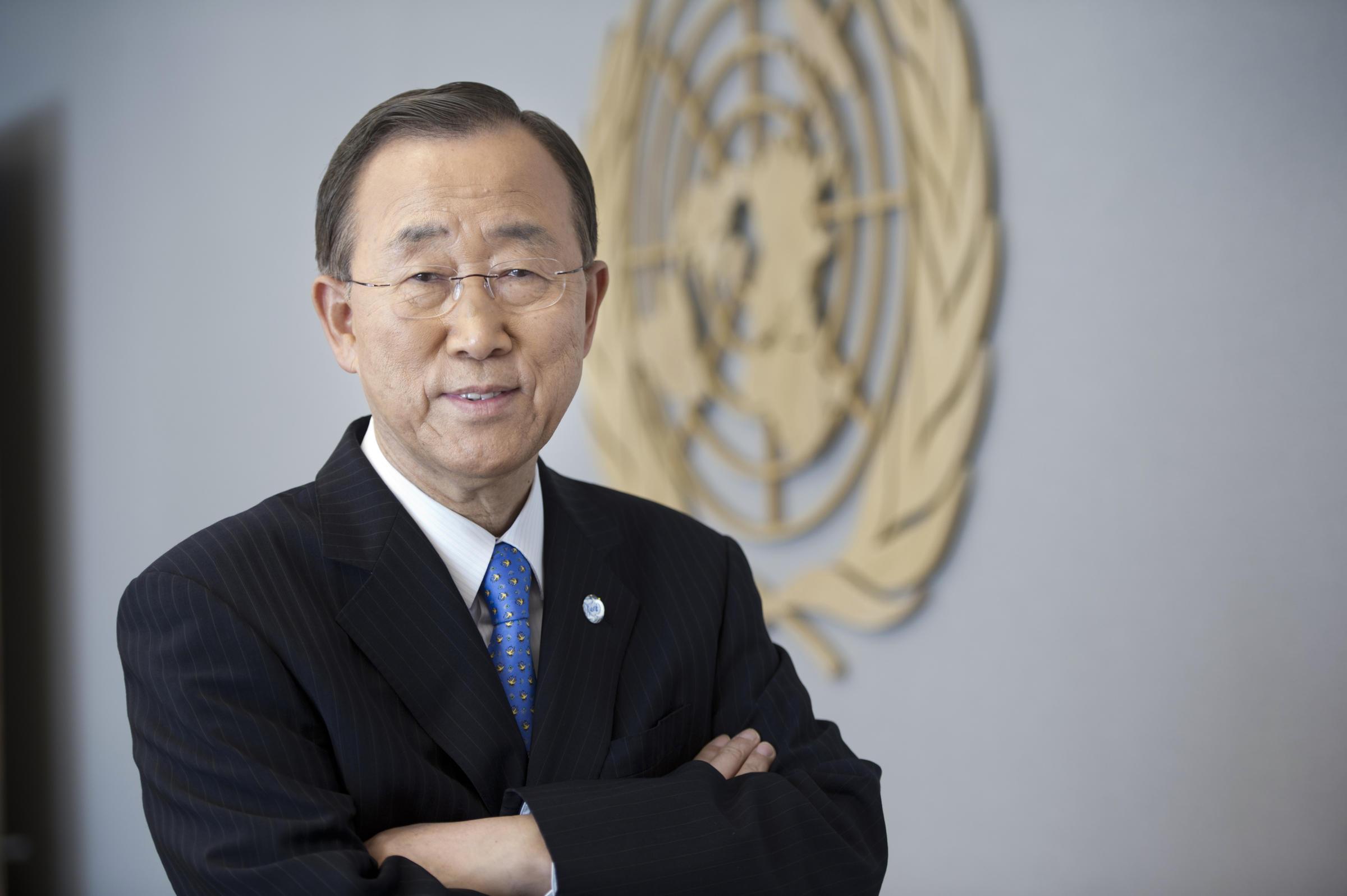 Outgoing U N Secretary General Ban Ki Moon To Speak At Siu Carbondale
