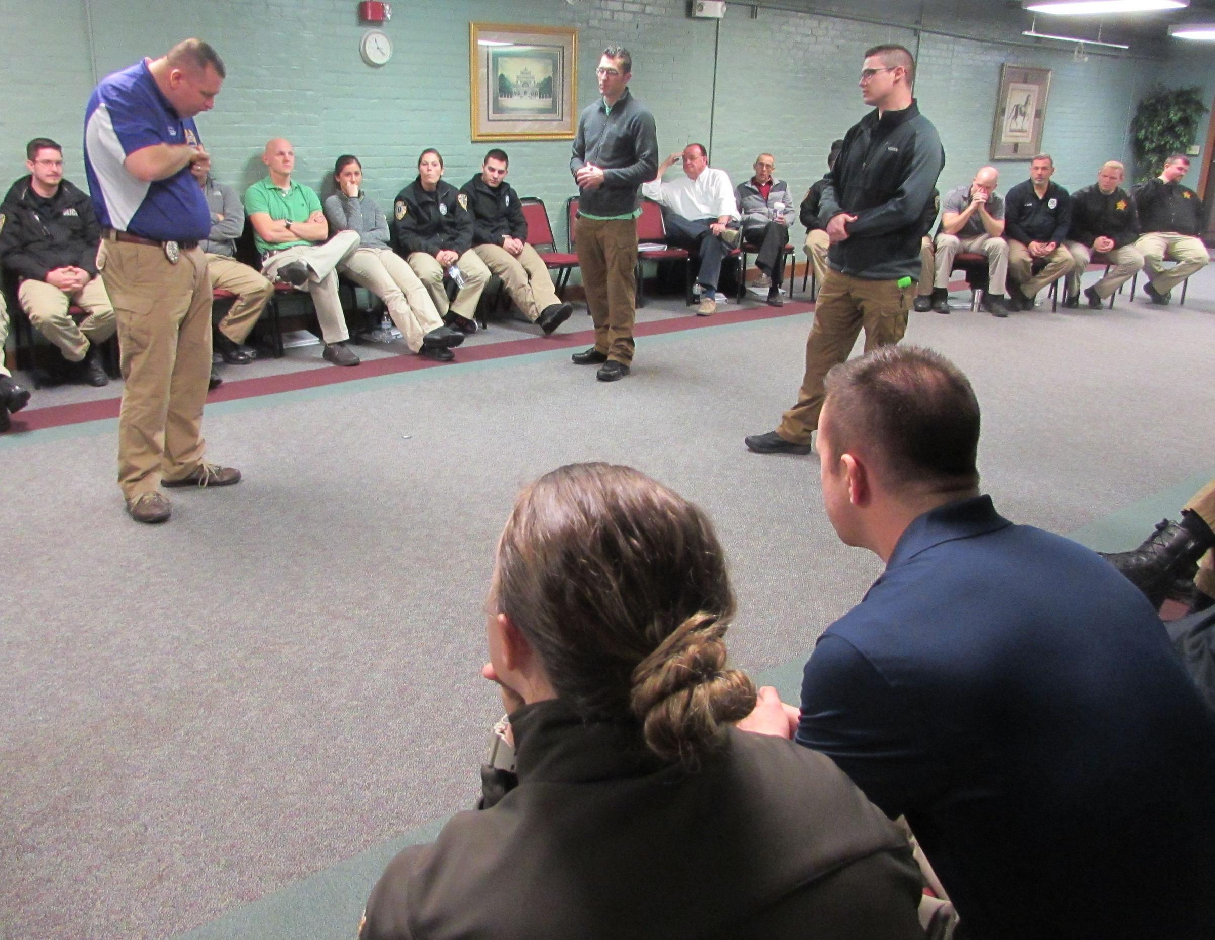Mental Health Issues Part Of Crisis Training For Owensboro Area