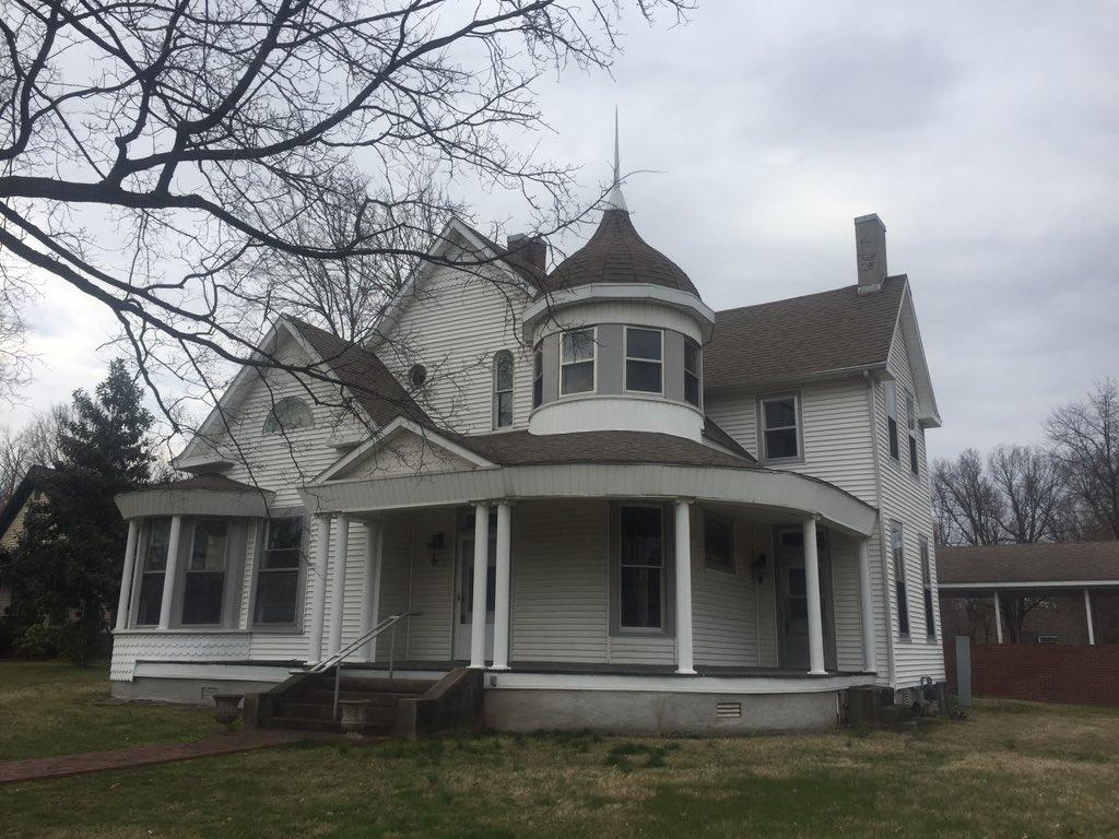 Calloway County Public Library Buys Back Higgins House Wkms