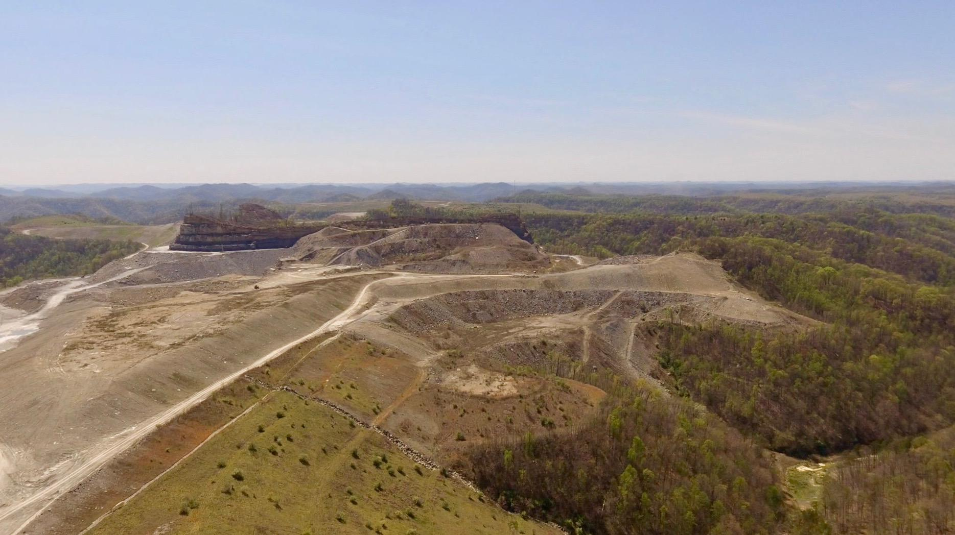 A Coal Company Is Planning A Major Solar Project On A